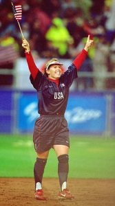Dot Richardson - Famous Softball Player